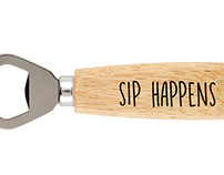Sips Bottle Openers