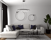 Minimal livingroom