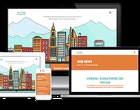 Tech4Good Denver | Branding and Website Design