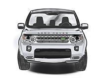 Land Rover-Sketch