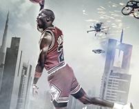 Nike Basketball Campaign