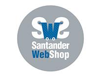 Santander Web Shop