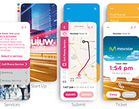 Quiuw Project - User Interface Design