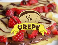 Comunicación y Gráfica- Sr. Crepe Food Truck