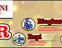 #06 Banner 5S 5R Seiri Seiton Indonesia Free Download C