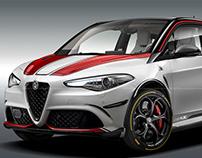 2021 Alfa Romeo City Hybrid