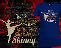 Yes..! I'm A Dancer