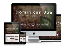 Dominican Joe's Redesign