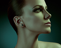 Beauty Jewelry - High End Retouching.