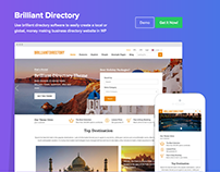 Brilliant Directory WordPress Theme Software