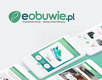 Eobuwie Mobile Store App Design by SNOWDOG