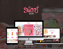 Sweet Dessert | Sweet Shop & Cafe