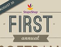 Stop & Shop Softball Event