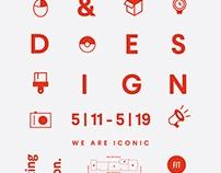 Senior Design Show Branding