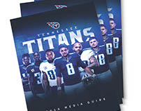Tennessee Titans 2016 Media Guide