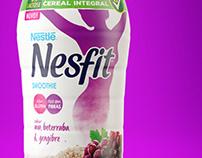 Nestlé Smoothie Mockup