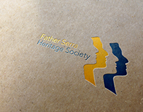 Father Serra Heritage Society Logo Concepts
