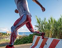 Muscle Leggings for runners