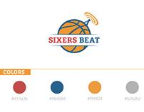 Sixers Beat Podcast Logo