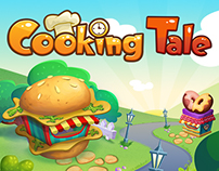 Cooking Tale - Gameplay Trailer