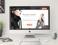 WEB: Stylist in Pocket Website