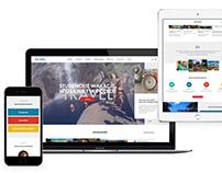 Camp America / Strona WWW