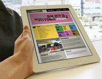 Metrolink / Responsive Website