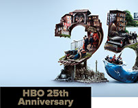 HBO Asia 25th Anniversary