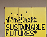Design Museum – Sustainable Futures* Exhibition