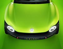 Volkswagen ID Buggy Concept - Studio CGI