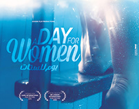 A DAY FOR WOMEN international Poster