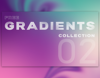 15 Free Gradients Collection Vol. 2