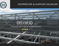 Distributor & Supplier Galvalum