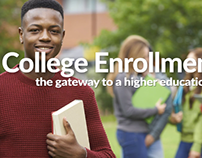 Client Video for Website: College Enrollment