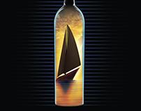 Shores of Erie Wine International Festival Poster