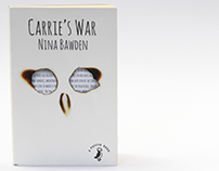 Carrie's war bookcover