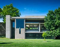 Des Moines Art Center: Pei Wing