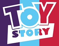 Posteres Toy Story (Fictício)