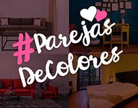 #ParejasDeColores - Sherwin Williams