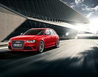 Audi – Brand Experiences
