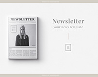 Clean Newsletter