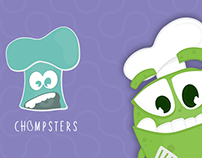 CHOMPSTERS!