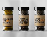 Spice Jar Label Design - Spice Pun
