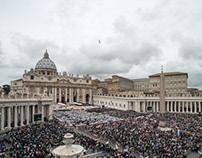 Canonization of Blesseds John XXIII and John Paul II