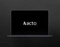 ACTO | Site Institucional
