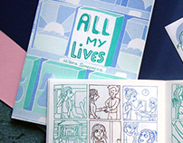 All My Lives comics zine