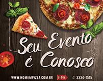 Homem Pizza