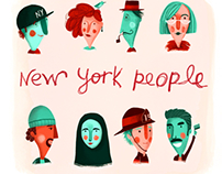 New York people
