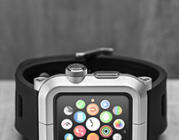 LUNATIK Epik for Apple Watch