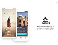 LEGGIES - Old way to explore new (#IconContestXD)